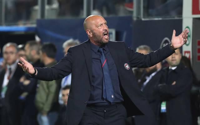 Walter Zenga ist neuer Trainer von Cagliari Calcio