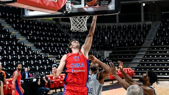 Johannes Voigtmann gewinnt mit ZSKA die VBT League