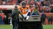 Matt Paradis verabschiedet sich von den Denver Broncos und unterschreibt einen Dreijahresvertrag bei den Carolina Panthers