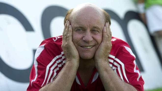 Charly Dörfel kam nur auf elf Länderspiele für Deutschland