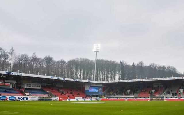 Der 1. FC Heidenheim meldet mehrere Corona-Fälle