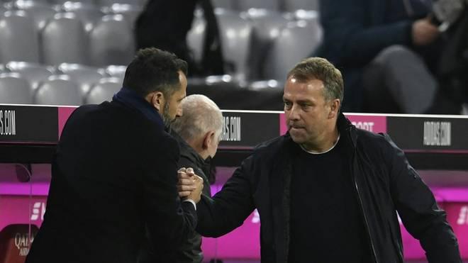 Hansi Flick ist Hasan Salihamidzic zur Seite gesprungen