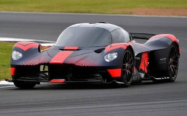Aston Martin bei WEC
