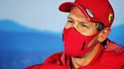 Sebastian Vettel wird mit Racing Point in Verbindung gebracht