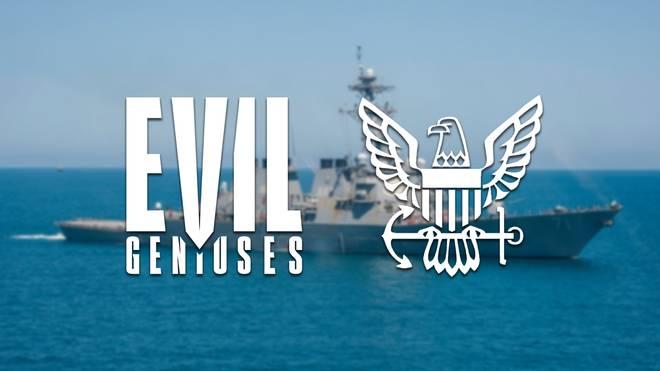 Die Evil Geniuses werden die U.S. Navy bei der Spielerauswahl unterstützen