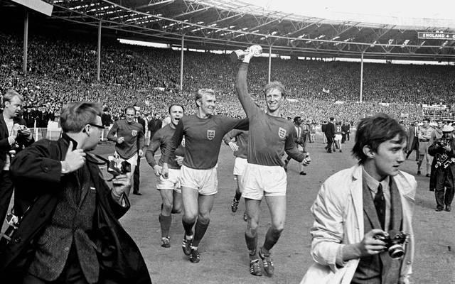 Jack Charlton wurde 1966 Weltmeister