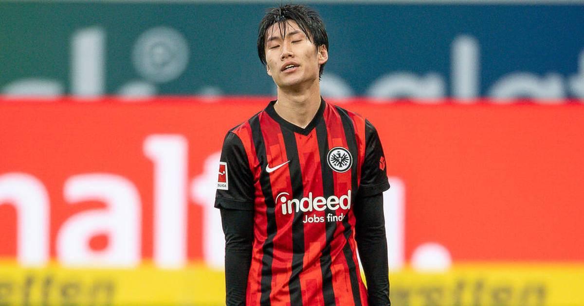 Eintracht Frankfurt: Daichi Kamada wandelt zwischen Genie und Wahnsinn - SPORT1