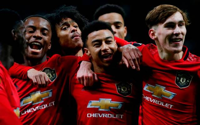 Manchester United steht bereits in der K.o.-Runde