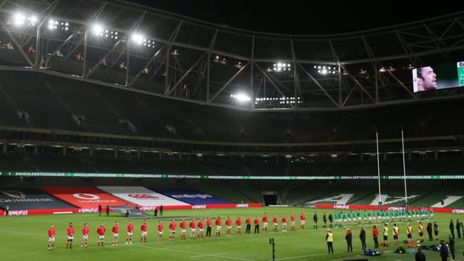 Ob in Dublin EM-Spiele stattfinden, ist fraglich
