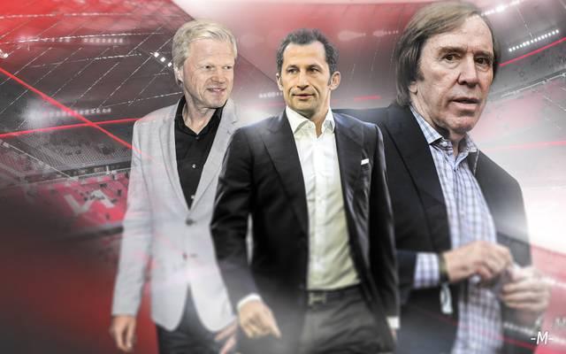 Günter Netzer hat viel Lob für die neue Führungsriege des FC Bayern parat