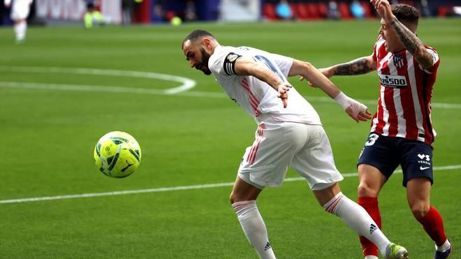 Karim Benzema trifft spät für Real Madrid