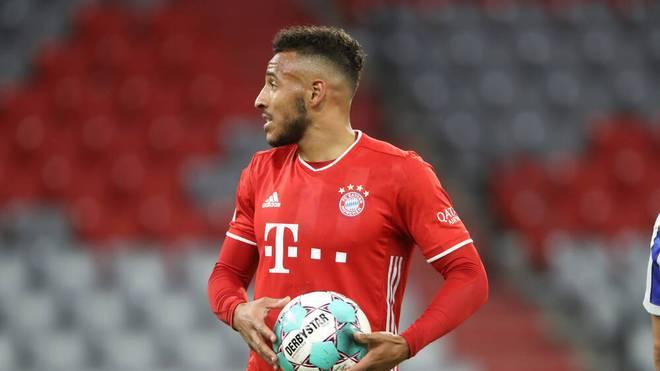 Corentin Tolisso steht gegen Bielefeld in der Startelf
