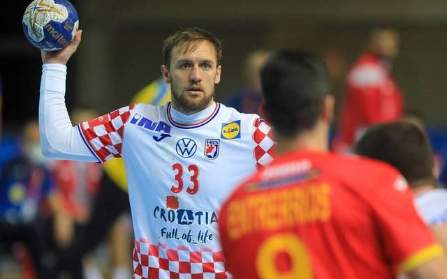 Luka Cindric ist der Schlüsselspieler im kroatischen Nationalteam