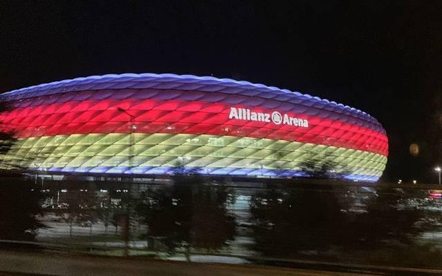Wird die EM auch in der Allianz Arena ausgetragen? Diese Frage ist weiter offen