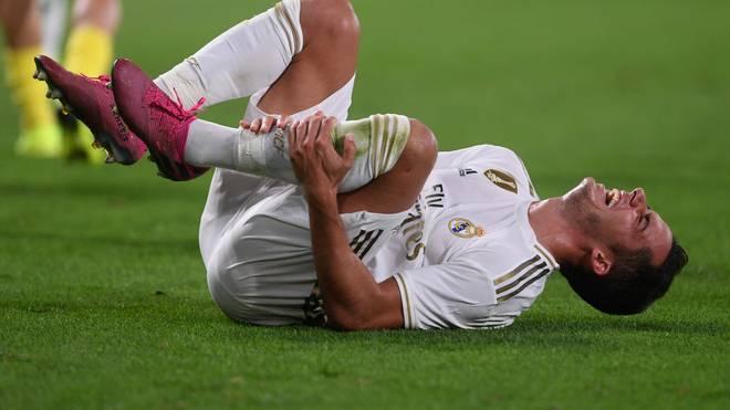 Real-Star verletzt nach Hantel-Unfall