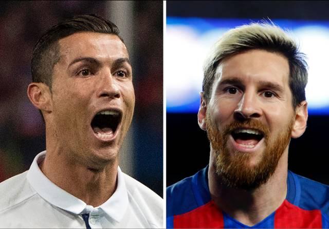 Cristiano Ronaldo und Lionel Messi gehören zu den besten Fußballern der Welt