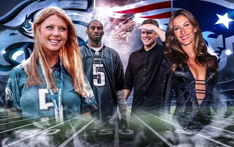 Der Super Bowl LII elektrisiert die Massen, Footballfans rund um den Globus fiebern mit ihren Teams. Aber welcher Promi drückt den New England Patriots die Daumen, wer hält zu den Philadelphia Eagles? SPORT1 zeigt die Promi-Fans beim Super Bowl