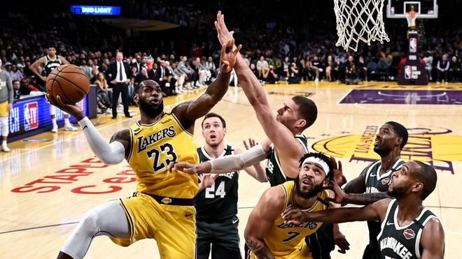 Die NBA trägt die kommende Saison in einem neuen Modus aus