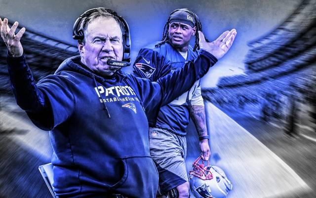 Ist die Absagenflut bei den New England Patriots nur vorgeschoben?