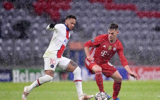 Neymar und Mbappé sollten Kimmich nicht ins Spiel kommen lassen
