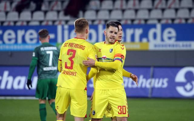 Christian Günter verlängerte kürzlich seinen Vertrag beim SC Freiburg