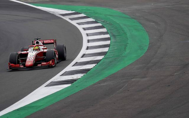 Mick Schumacher ist Sohn der Formel-1-Legende Michael Schumacher