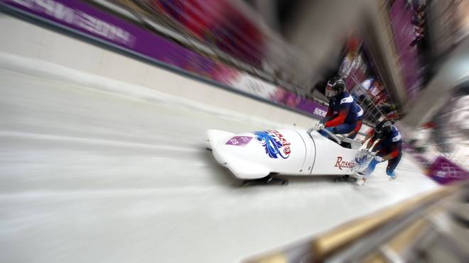 Das Bob-Quartett um Alexander Subkow bleibt laut IOC gesperrt