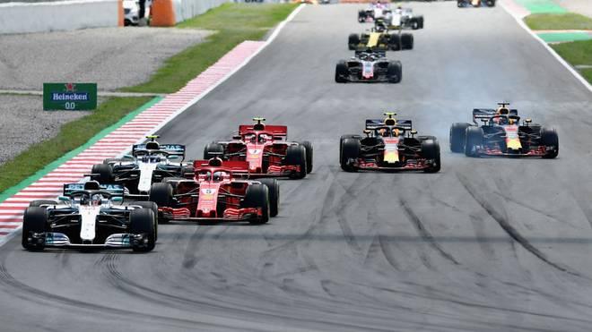 Ab 2021 gibt es kaum noch Rennen der Formel 1 im Free TV