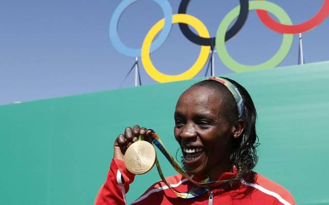 Kenia startet die Impfung seiner Olympia-Teilnehmer