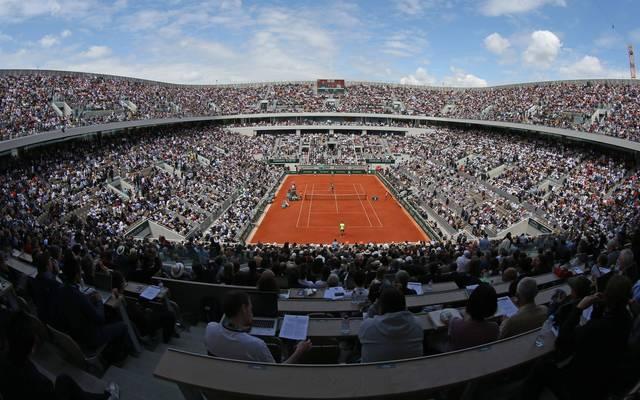 Das Finale in Roland Garros soll am 11. Oktober steigen