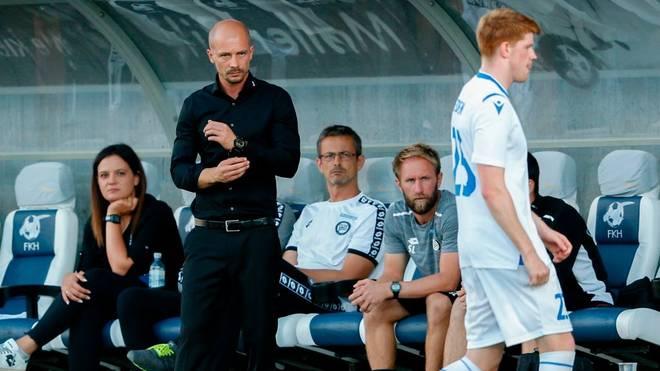 Graz-Coach El Maestro rastet aus