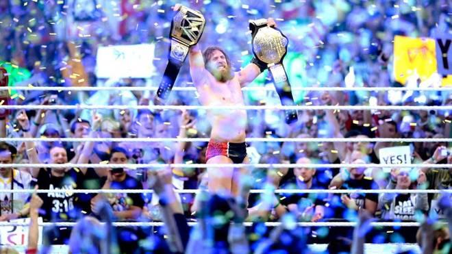 Daniel Bryan hatte nicht lange Freude an seinem großen WWE-Moment
