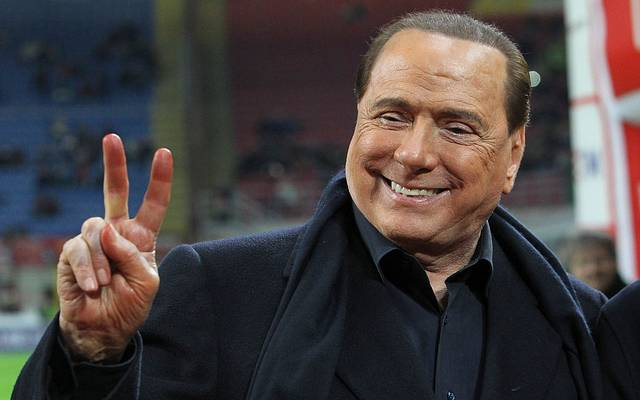 Silvio Berlusconi steigt mit seinem neuen Klub auf