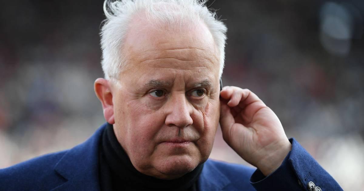 Borussia Mönchengladbach: DFB-Präsident Fritz-Keller spricht über Hetz-Eklat