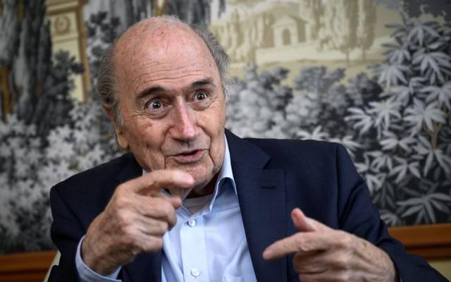 """Josef Blatter hat angekündigt zum Thema """"WM-Vergabe nach Katar"""" auszusagen."""