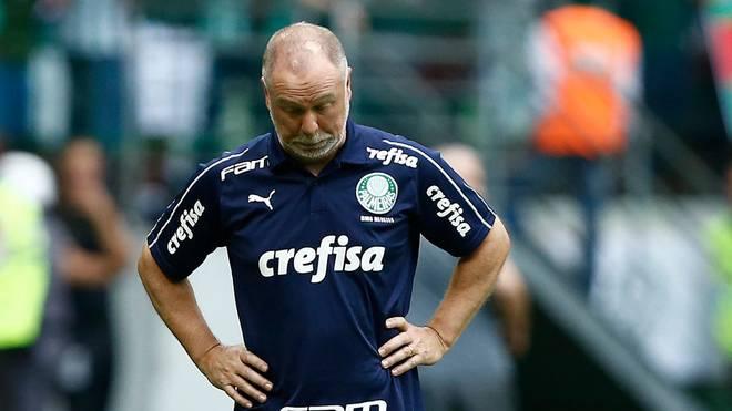 Mano Menezes ist nicht länger Trainer von Palmeiras