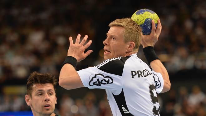 Gudjon Valur Sigurdsson feierte auch beim THW Kiel große Erfolge