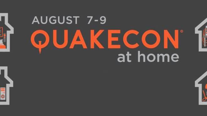 Die 25. Quakecon wird ausschließlich online stattfinden