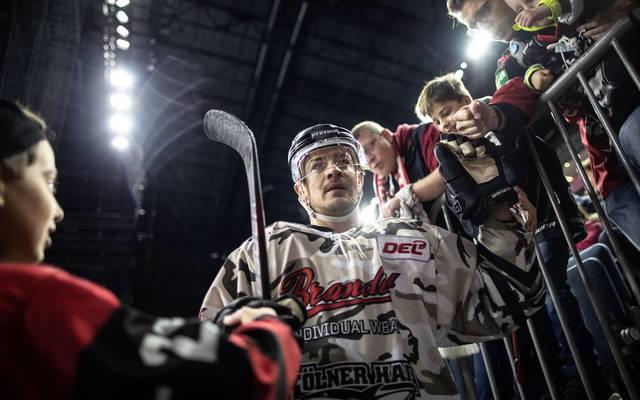 Die Kölner Haie müssen nach Nürnberg zu den Thomas Sabo Ice Tigers