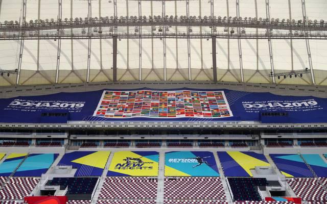 Der Leichtathletik-Weltverband IAAF heißt künftig World Athletics. Das beschloss der IAAF-Kongress vor der WM in Doha.