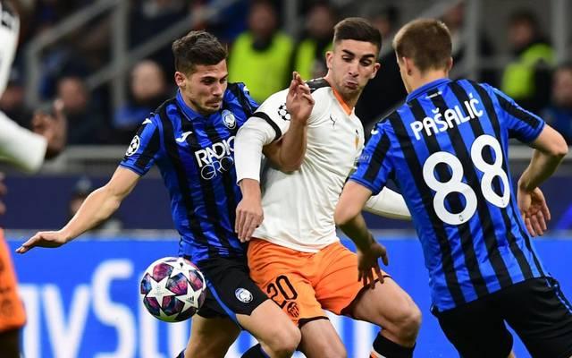 Ferran Torres (M.) hat das Interesse des FC Liverpool geweckt
