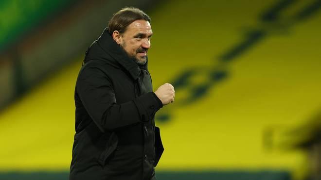 Daniel Farke steht mit Norwich vor der Rückkehr in die Premier League