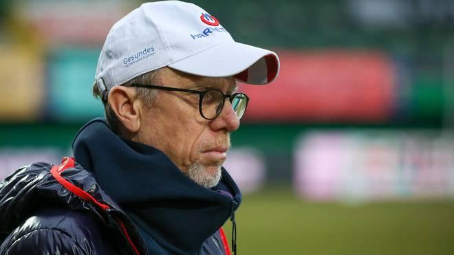 Peter Stöger erlebte in Köln erfolgreiche Zeiten