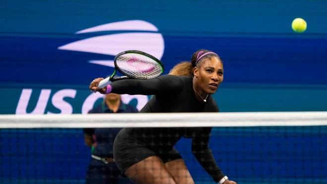 Serena Williams steht im Finale der US Open