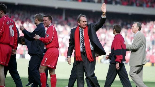 Gerard Houllier (M.) holte Markus Babbel im Sommer 2000 nach Liverpool