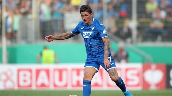 Steven Zuber verlängert seinen Vertag bei der TSG Hoffenheim