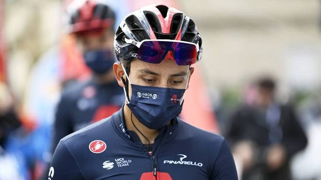 Egan Bernal wird dieses Jahr beim Giro d'Italia zu sehen sein