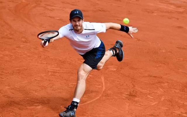 Murray erhält Wildcard für French Open