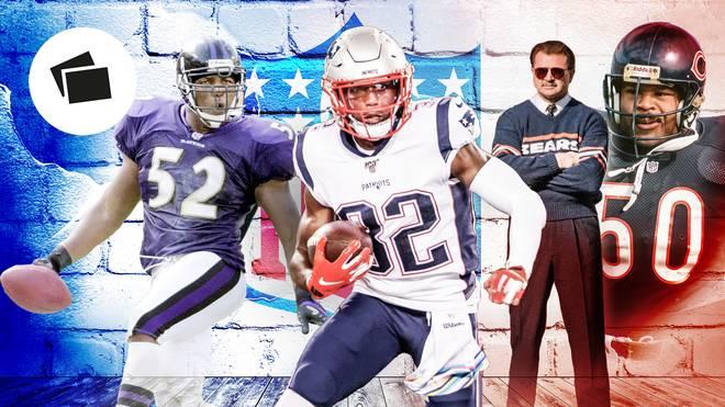 Beste Defense-Teams der NFL-Historie