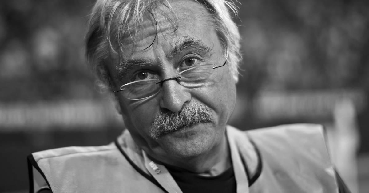 Fotograf Hans Rauchensteiner stirbt in der Allianz Arena in München - SPORT1